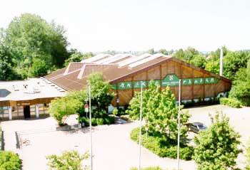 3-fach Sporthalle Landau