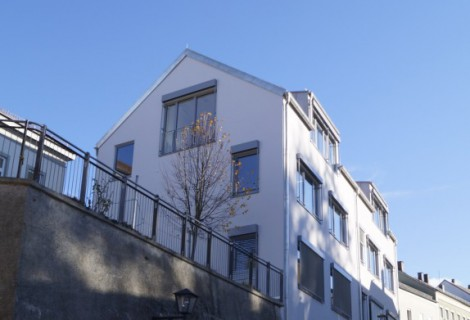 Fachraumgebäude Montessorischule fertiggestellt