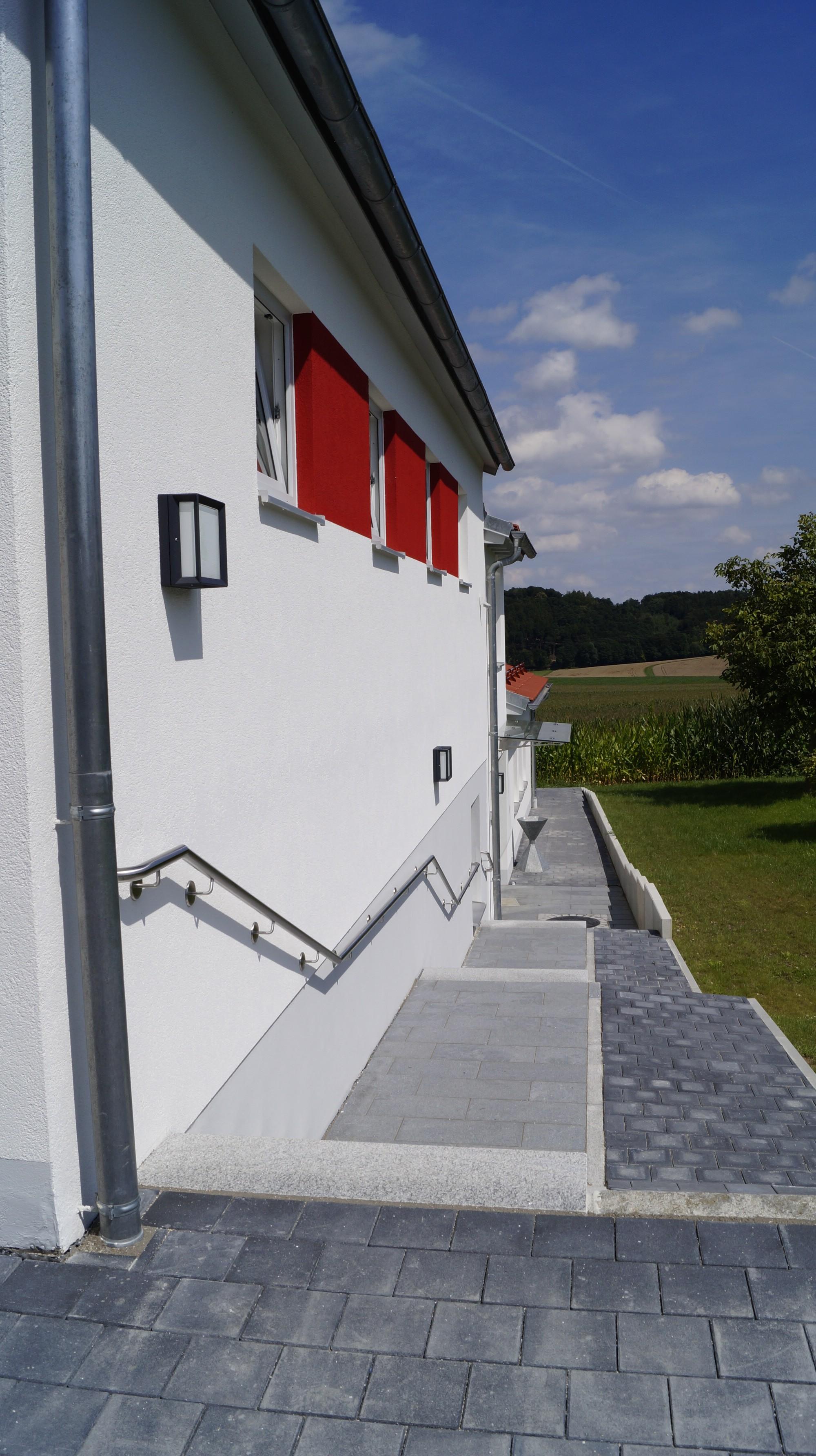 Einweihung Gerätehaus FFW Oberframmering