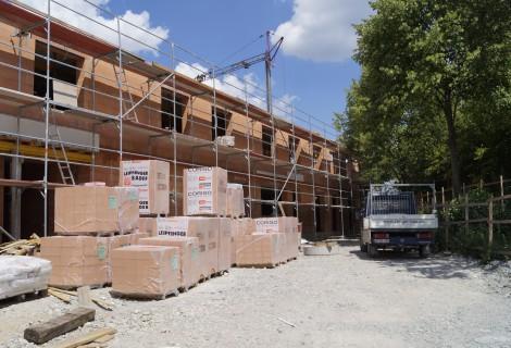 Aktueller Stand Wohnpflegeheim Landshut