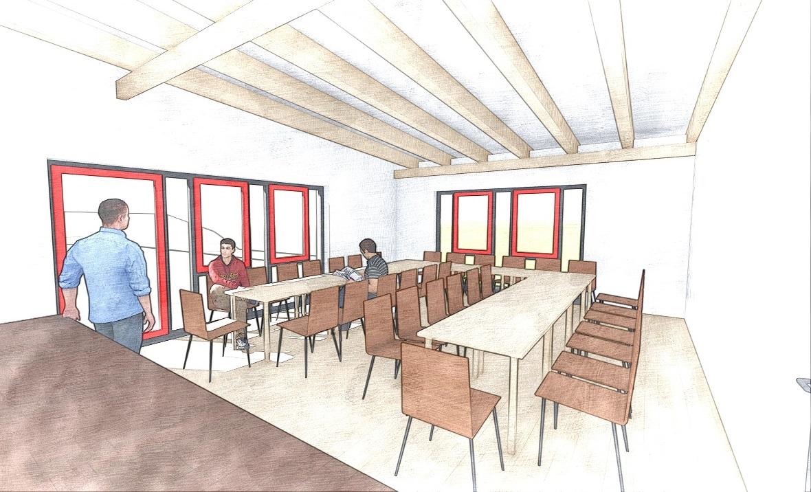 Neubau Feuerwehrhaus Fichtheim