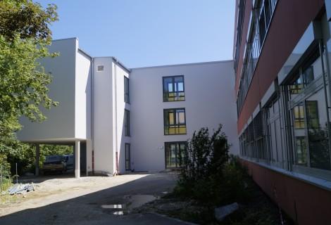 UPDATE: Erweiterung und Sanierung Grund- und Mittelschule Landau