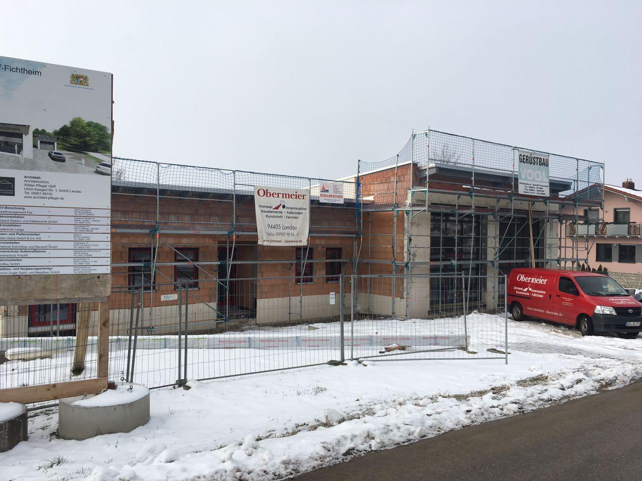 Architekturbüro Pfleger UPDATE: Neubau Feuerwehrhaus Fichtheim ...