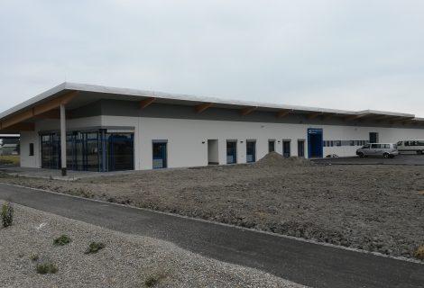 UPDATE: Neubau Landshuter Werkstätten Betrieb VII in Dingolfing
