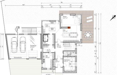 EFH Rembeck Erdgeschoss 09032019-1