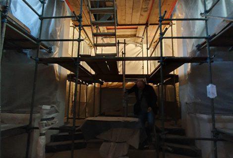 UPDATE: Sanierung Steinfelskirche Landau