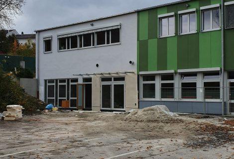 UPDATE: Erweiterung Mensa Grund- und Mittelschule Landau