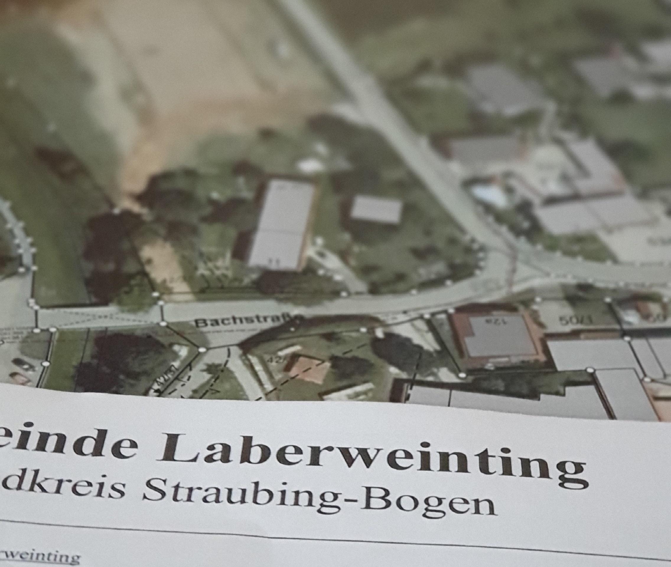 Planungsbeginn Feuerwehr Laberweinting