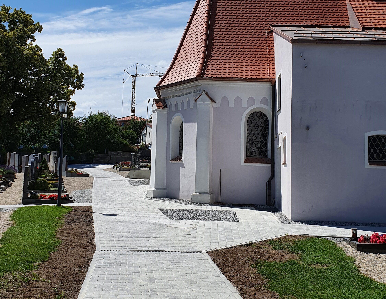 Fertigstellung Sanierung Pfarrkirche Zeholfing