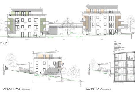 UPDATE: Neubau Wohnanlage in Moosthenning