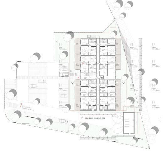Planungsbeginn Wohnanlage Eichendorf