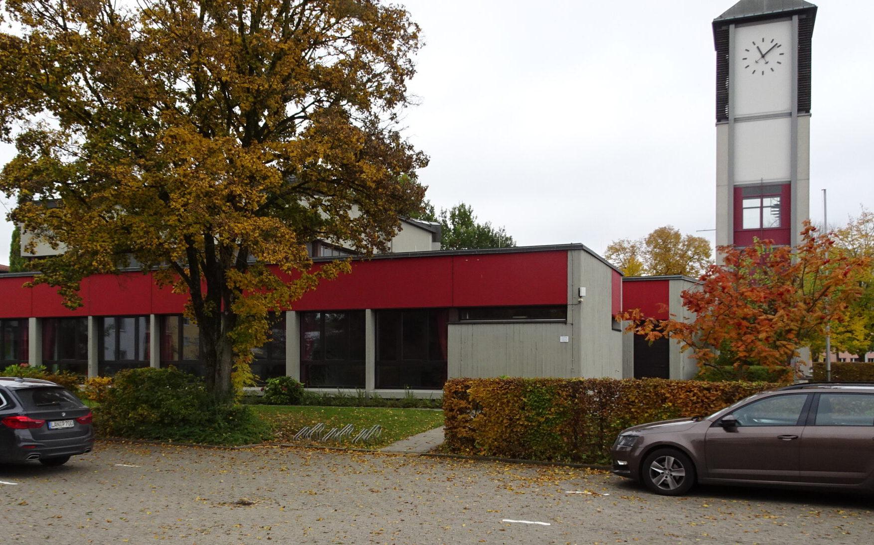 Planungsbeginn Generalsanierung Pfarrzentrum St. Johannes Landau