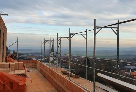 UPDATE: Neubau Wohnanlage Moosthenning BA1