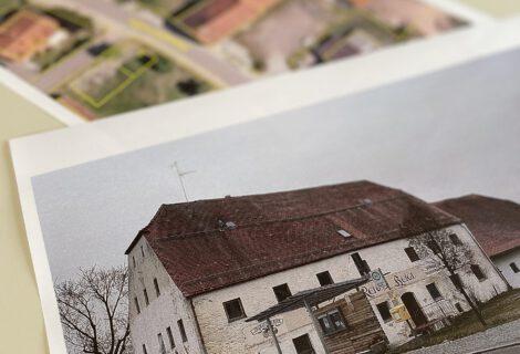 """Gewinn VgV Verfahren """"Sanierung ehem. Gasthaus in Gschwendt"""""""