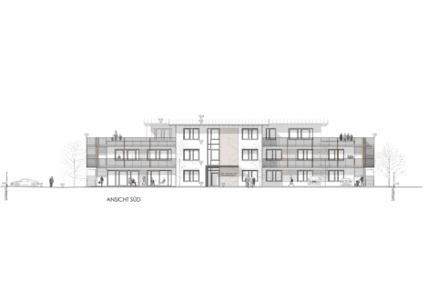 Neubau Gesundheitszentrum Großköllnbach