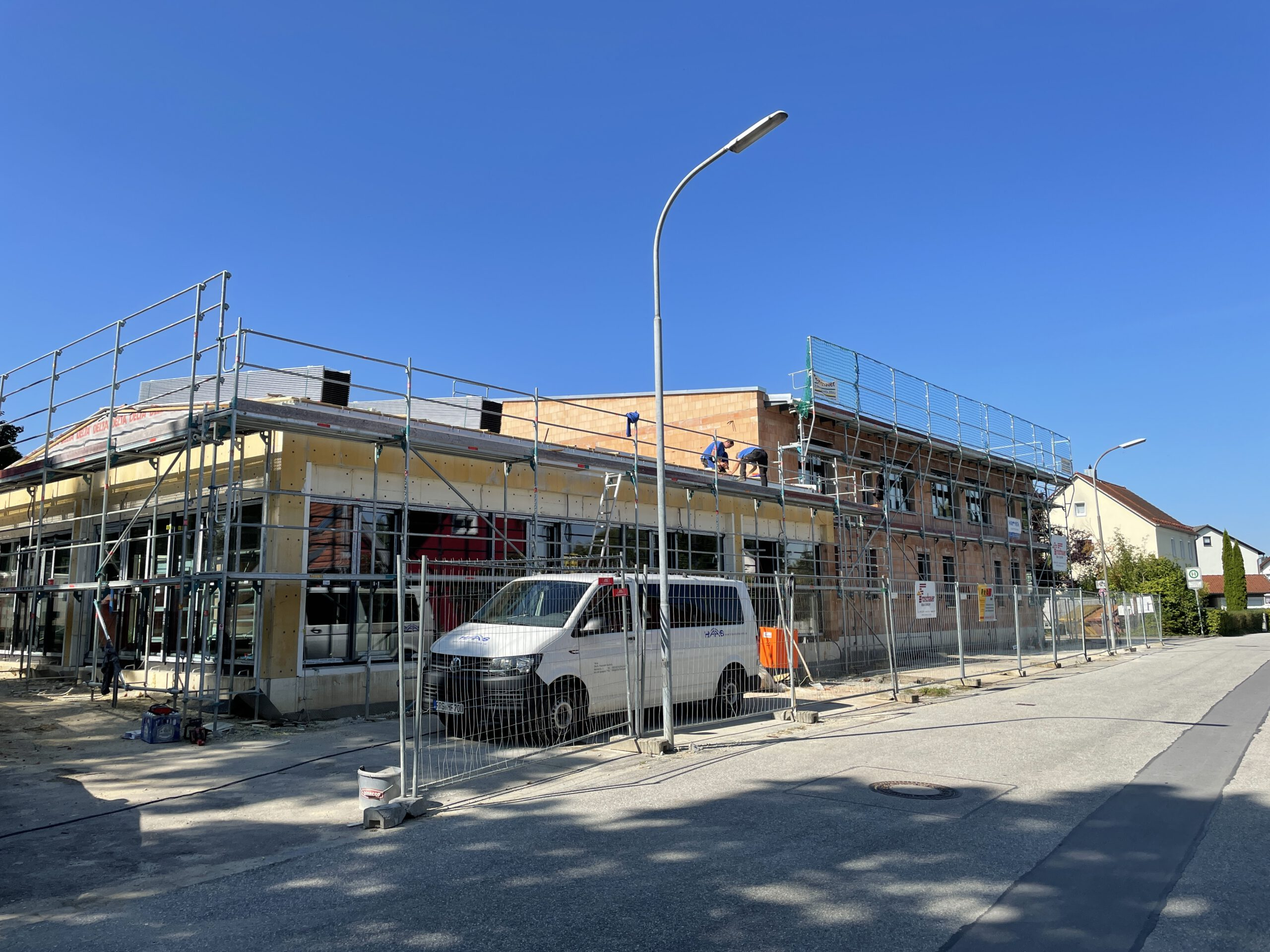 UPDATE: Neubau/ Sanierung LaWe II Landau